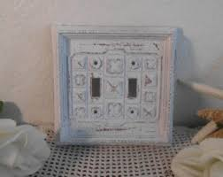 Shabby Chic Switch Plate by Shabby Chic Switch Plate Cover Cast Iron Switch Plate Cover