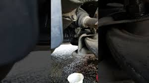 peugeot 206 1 4 petrol gear box oil drain and fill youtube