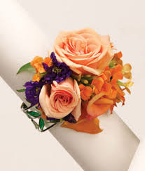 corsage flowers s on wrist corsage at from you flowers