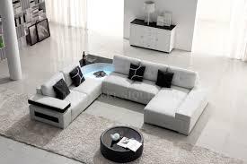 canape panama canapé d angle panoramique en cuir avec éclairage intégré panama