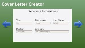 Free Cover Letter Creator Multimedia Developer Cover Letter