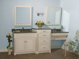 Bathroom Vanity Table Bathroom Vanity With Makeup Station