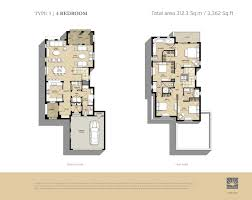 arabian ranches floor plans azalea villas u2013 arabian ranches foot print mediaroom