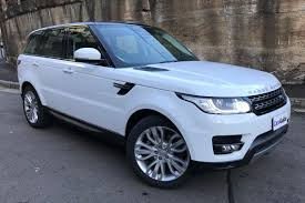 range rover white 2018 range rover sport sd4 s 2017 review carsguide