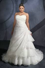 wedding dress discount sweetheart handmade embroidery discount wedding dress plus size