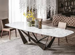 italia skorpio keramik italian dining table