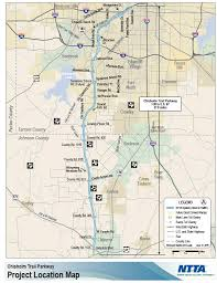 harris county toll road map chisholm trail parkway