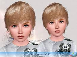 childs hairstyles sims 4 skysims hair 005 child