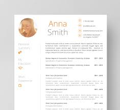 modern curriculum vitae templates for microsoft go resume templates with picture template adisagt