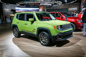 new jeep renegade green suvs and trucks of the 2016 detroit auto show motor trend
