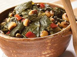 cajun black eyed peas and greens recipe myrecipes