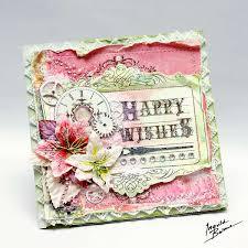prima cards happy wishes prima card