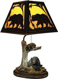 black bear decor and rustic bear gifts the cabin shack