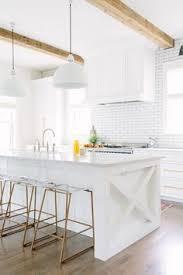lucite bar stools contemporary kitchen amanda nisbet design