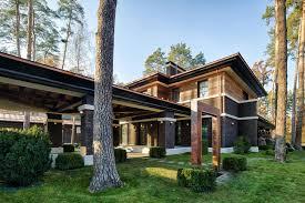 prairie house by yunakov architecture architects yunakov