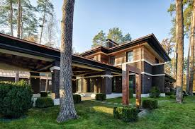 Prairie Style Home Prairie House By Yunakov Architecture Architects Yunakov
