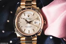 in depth on with the new rolex day date 40 the president