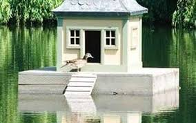 House With A Moat Mps U0027 Expenses Sir Peter Viggers Claimed For 1 600 Floating Duck