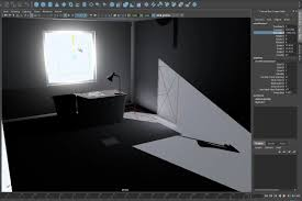Vray Physical Camera Settings Interior Interior Light In V Ray 2 0 For Maya Lugher 3d