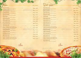 Designs Of Menu Card 9 Restaurant Menu Designs Free Psd Vector Ai Eps Format