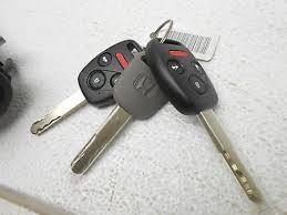 2008 honda accord key honda accord crosstour key set cylinder lock ignition switch