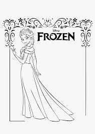 4 beautiful elsa coloring pages print instant knowledge