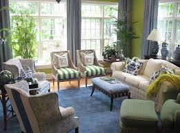 Green And Gray Curtains Ideas Green Living Rooms And Ideas To Match