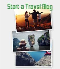 How to start a travel blog and make people fall in love with traveling