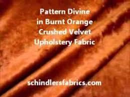 Crushed Velvet Fabric Upholstery Crushed Velvet Upholstery Fabric Youtube