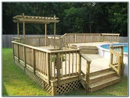 design a pool deck online free deks decoration free pool deck plans online decks home decorating ideas above ground pool deck plans online