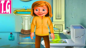 inside out riley real house makeover u2014 games for kids hd 1080p