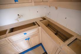 what is the best way to install cabinet lighting how to install custom cabinets