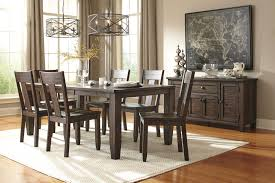 Cheap 5 Piece Dining Room Sets Signature Design By Ashley Trudell 5 Piece Round Dining Table Set
