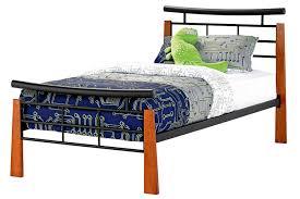 Single Bed Frame Kingsway Single Bed Frame Nero Furniture Harvey Norman New Zealand