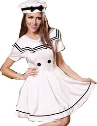 halloween sailor costume wholesale sailor ladies fancy dress costume