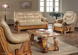canapé schwartz housse de canapé avec accoudoir en bois unique emejing salon en bois