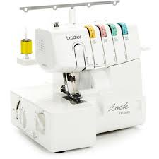 black friday brother sewing machine brother 1034d 3 or 4 thread serger with easy lay in threading with