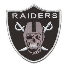 Oakland Raiders American Flag Amazon Com Oakland Raider Football