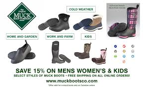 s muck boots canada the original muck boot got coupons olds olds alberta