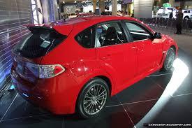 subaru hatchback 2011 wide body 2011 subaru impreza wrx sedan and hatch live from new york