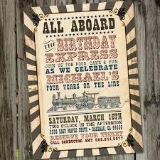 52 best thomas invitations images on pinterest thomas the train