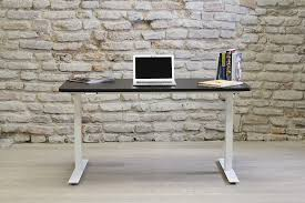 Desk Height Adjusters by Electric Height Adjustable Desk Sit Stand Desk Made In Sweden
