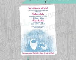 E Wedding Invitations Wall E Invitation Etsy