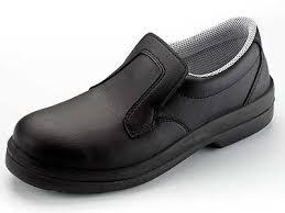 chaussures de cuisine homme mocassin de sécurité tom
