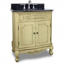 bathroom vanity in light oak