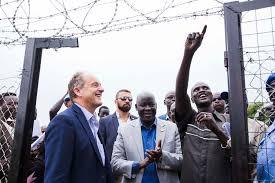 Radio Miraya Juba News Un Weapons Free Zone And Water Project Fosters Harmony Between