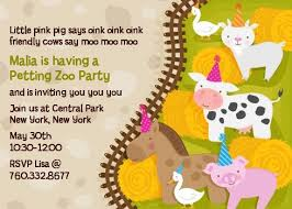 zoo birthday invitations u2013 frenchkitten net