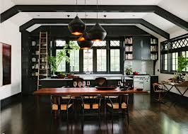 Kitchen And Dining Design Ideas 20 Sensational Black Kitchen Design Ideas