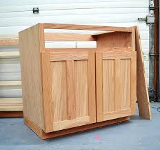 Kitchen Cabinets Diy Kits by Diy Build Kitchen Cabinet Doors Build Your Own Kitchen Cabinets