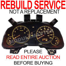 used infiniti instrument clusters for sale